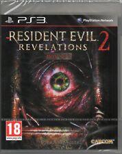 RESIDENT EVIL: REVELATIONS 2 GAME PS3 ~ NEW / SEALED