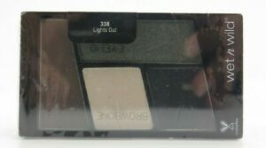 Wet n Wild Color Icon Eyeshadow Quad *Choose your shade*Triple Pack*