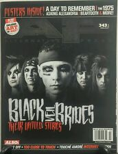 AP Alternative Press Feb 2017 Black Veil Brides Andy Biersack 1975 FREE SHIPPING