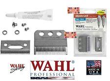 Wahl REPLACEMENT Adjusto-Lock BLADE SET for SENIOR,DESIGNER STERLING*Hair Barber