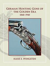 German Hunting Guns of the Golden Era Hardcover Safari Press