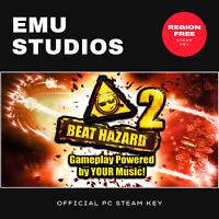 Beat Hazard 2 (PC) Steam Key Region Free