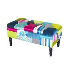 Chaises multicolore pour le salon