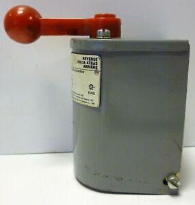 Dayton 2X440A 3 Position Drum Switch