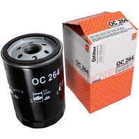 Original MAHLE / KNECHT Ölfilter OC 264 Öl Filter Oil