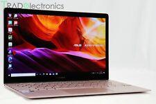 "🔥ASUA Zenbook 3 UX390U 12.5"" Laptop i7-7500U 8GB 512GB SSD Rose Gold 【Mint】"
