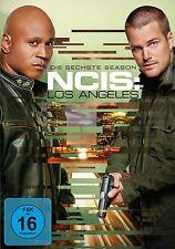 NCIS LOS ANGELES KOMPLETTE DVD STAFFEL / SEASON 6 DEUTSCH