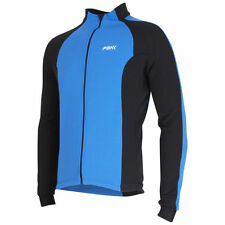 Pbk Performance Long Sleeve Cycling Jersey Blue Unisex Small box71 00 A