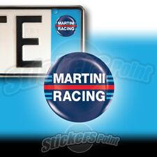 3 ADESIVI targa MARTINI stickers auto moto camper