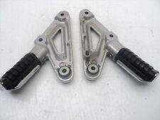 #3175 Honda VF750 VF 750 Rear Foot Pegs & Mounting Brackets