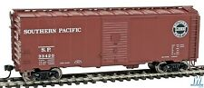H0 WalthersMainline - 1697 - 40' AAR 1944 Boxcar, Southern Pacific #33420 - RTR