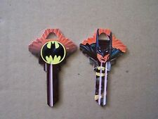 BATMAN SCHLAGE HOUSE KEY BLANK SC1