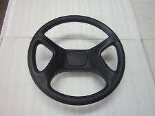 """Four Spoke Steering Wheel 12 3/4"""""""