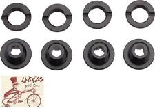 RACE FACE ALUMINUM TORX SINGLE/DOUBLE RING SET CHAINRING BOLTS AND NUTS