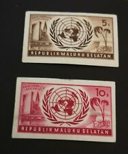 South Moluccas: issued by the exile government in the Netherlands: MH imperf