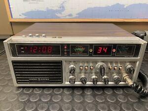 Vintage Rare CB RADIO General Electric GE 3-5875A 80 SSB LSB + 40 AM Channels