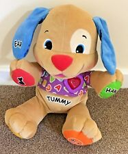Fisher Price ABC Talking Musical Bear Learning Toy Educational Interactive