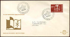 Netherlands 1964 Bible Society FDC First Day Cover #C27174