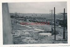 5 x Foto, H.M.Fidelsberger, A.R.109, Am Bahnhof von Mga, Mra, 1942 (W)1467