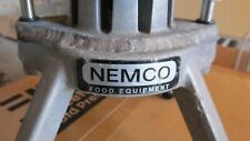 Nemco Food Slicer Wedger Vintage Kitchen Commercial Quality Stainless Steel
