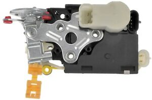 Door Lock Actuator Motor Front Left Dorman 931-318