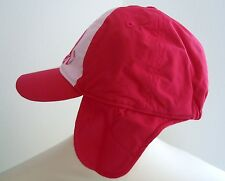 ADIDAS Kinder Kappe  ClimaWarm Cap Base-Cap mit Ohrenschutz KIDs 1-3 Jahre NEU