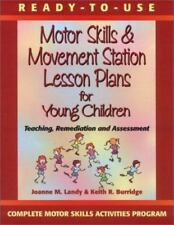 Ready to Use Motor Skills & Movement Station Lesson Plans for Young Children