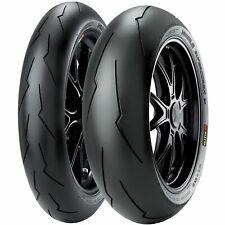 Pirelli Diablo Supercorsa SP V2 120/70 ZR17 (58W) & 180/55 ZR17 (73W) Bike Tyres