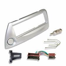 Ford KA Silver Car Stereo Radio Facia Fascia Fitting Kit Adaptor Surround Plate