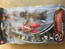 figurine power rangers aigle rouge skate RPM de BANDAI ref 31012 12cm NEUF