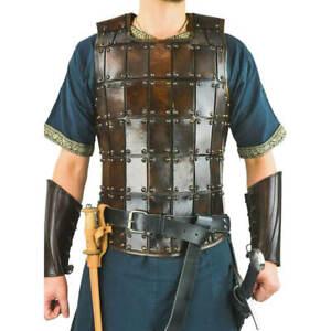 Medieval Leather Bringandine Cuirass Armor Nautical Costume Reenactment