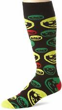 Neff Sucker Face Rasta Snow Snowboard Ski Winter Sport Socks NEW