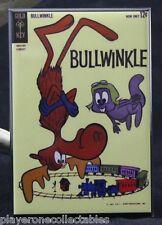 "Bullwinkle #2 Dell Comic Cover 2"" X 3"" Fridge / Locker Magnet."