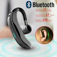 Hands-free Headset Wireless Bluetooth Headphones Earpiece For Android Cell Phone