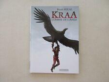 KRAA T2 TTBE/NEUF L'OMBRE DE L'AIGLE BENOIT SOKAL CANARDO EDITION ORIGINALE 2012