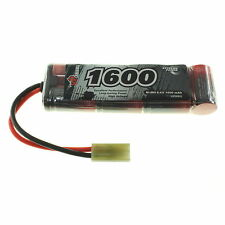 8,4 V 1600MAH 2 / 3A NIMH MINI BATTERIA AEG Airsoft.