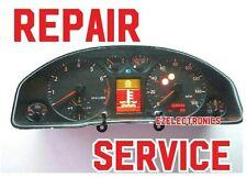 AUDI A3 A4 A6 TT S6, VW PASSAT Instrument Cluster  REPAIR SERVICE 1998 TO 2005
