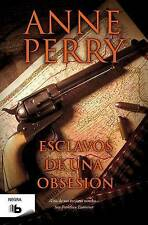 NEW Esclavos de una obsesion (Negra) (Spanish Edition) by Anne Perry