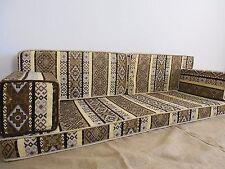 floor seating,arabic jalsa,arabic seating,arabic cushion,brown color,jalsa-MA 14