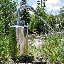 "13 Gallon Stainless Steel Still (Pot Still, 3"")"