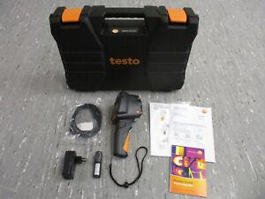 Neue Thermografiekamera Testo 865, Wärmebildkamera, Thermographiekamera 05608650