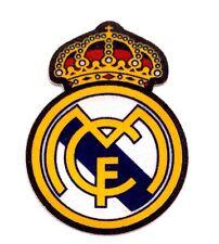 Equipo de fútbol Real Madrid recuerdo Crest Hierro En Parche Insignia