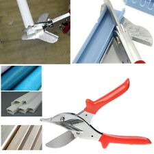 45-120° Multi Angle Pipe Scissor Wire Trunking PVC Mitre Trim Cutter Hand Tool