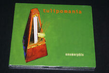Tulipomania Anamorphic CD FACTORY SEALED! RARE INDIE ROCK OUT OF PRINT HTF