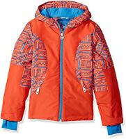 Spyder Girls Dreamer Ski Jacket, Ski Snowboard Winter Jacket Size M(10-12)