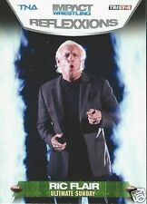 Ric Flair TNA Impact Wrestling Ultimate Sunday Reflexxions 2012 Trading Card #62