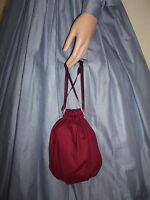 RETICLES* PURSES BAGS DIFF COLORS CIVIL WAR women REENACTOR VICTORIAN DRESS bags