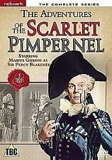 The Adventures Of The Scarlet Pimpernel - Complete Series (DVD, 2012, 3-Disc Set