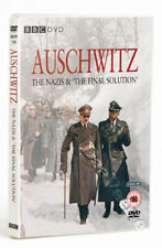 Auschwitz: The Nazis & The Final Solution NEW PAL Series 2-DVD Set Laurence Rees