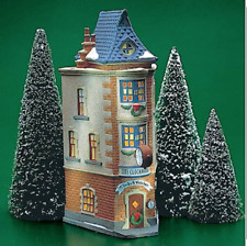 Dept 56 Christmas In The City - City Clockworks 55310 Retired - Brand New
